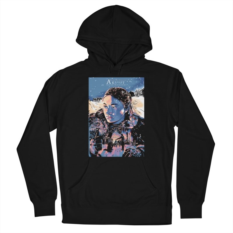 A King of the Seven Kingdoms Women's Pullover Hoody by Huevart's Artist Shop