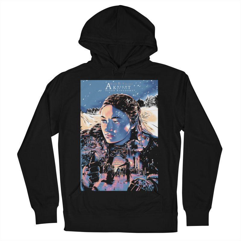 A King of the Seven Kingdoms Women's French Terry Pullover Hoody by Huevart's Artist Shop