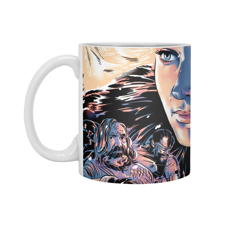 A King of the Seven Kingdoms Accessories Standard Mug by Huevart's Artist Shop