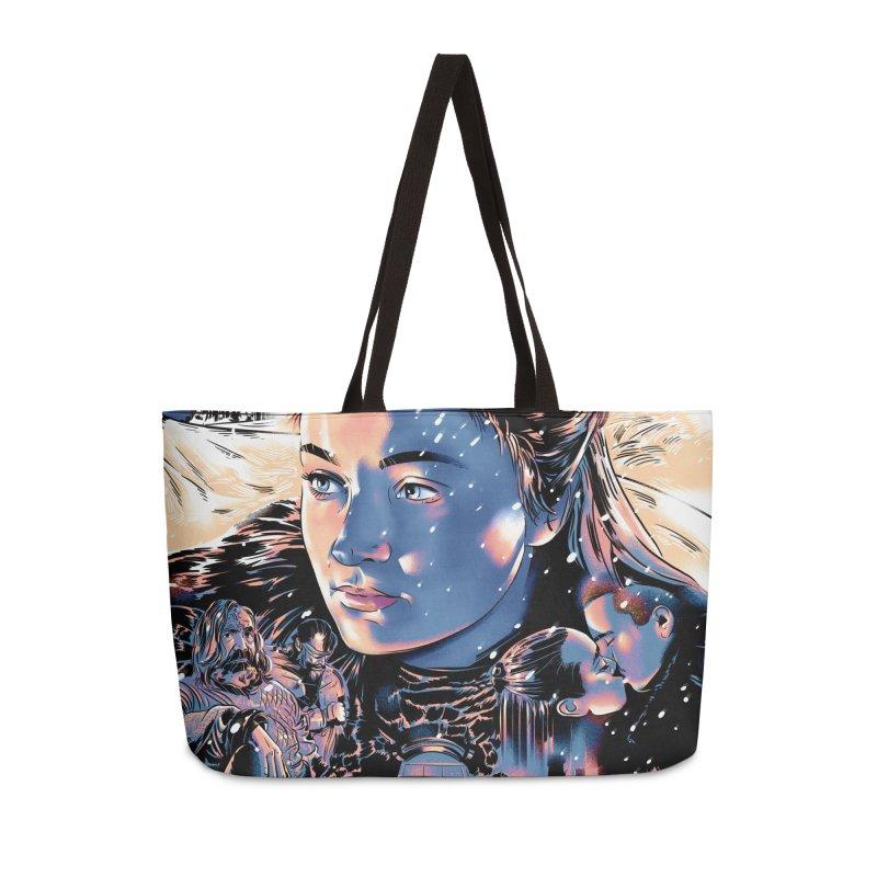 A King of the Seven Kingdoms Accessories Weekender Bag Bag by Huevart's Artist Shop