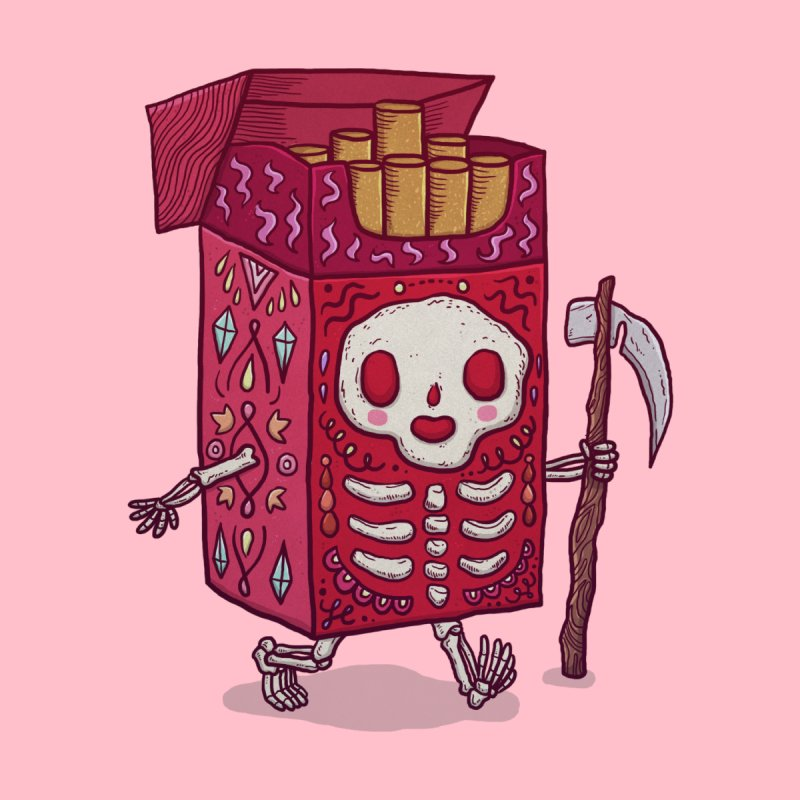 Smoking Kills   by Hugo Diaz