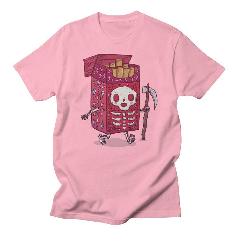 Smoking Kills Men's T-shirt by Hugo Diaz