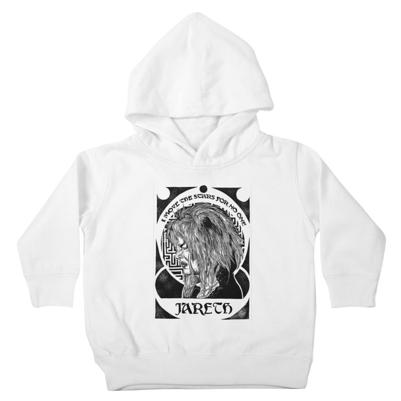 Goblin King Kids Toddler Pullover Hoody by HumAlong Productions