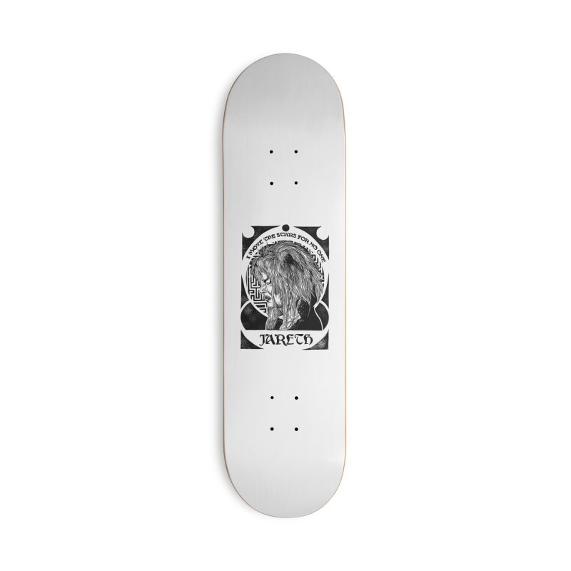 Goblin King Accessories Deck Only Skateboard by HumAlong Productions