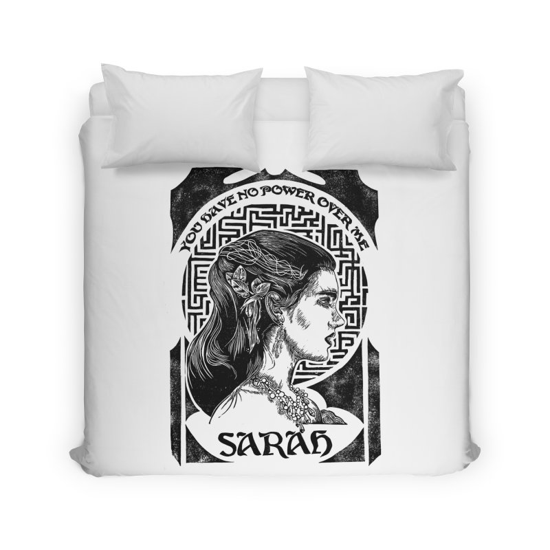 Sarah Home Duvet by HumAlong Productions