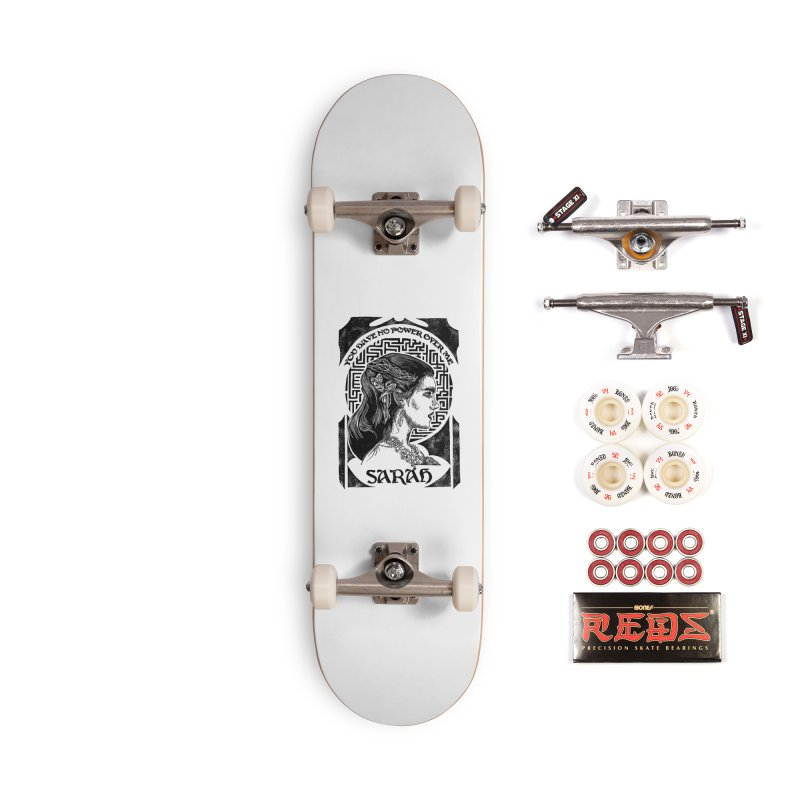 Sarah Accessories Complete - Pro Skateboard by HumAlong Productions