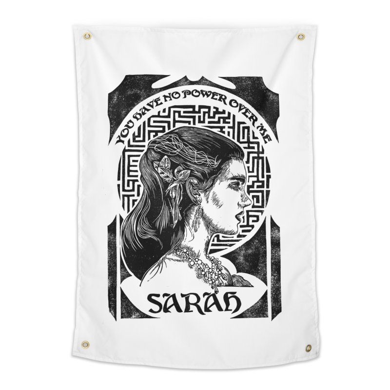 Sarah Home Tapestry by HumAlong Productions