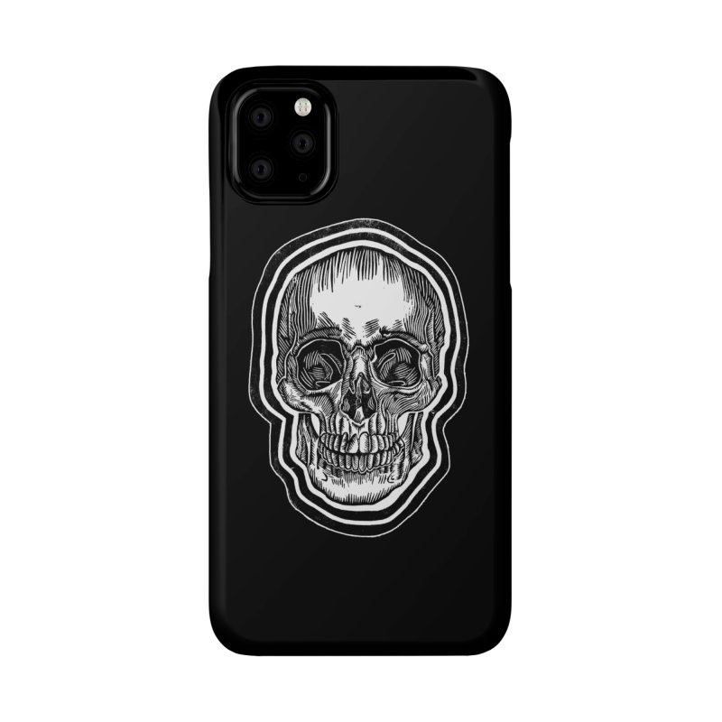 Bad Vibes Accessories Phone Case by HumAlong Productions