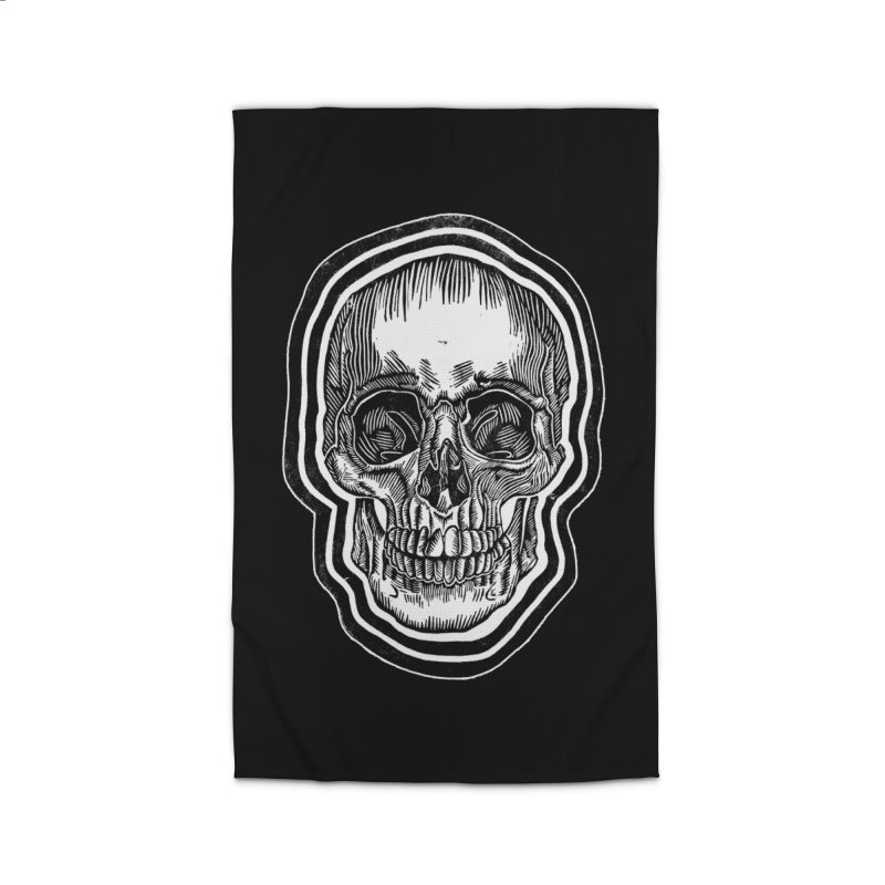Bad Vibes Home Rug by HumAlong Productions