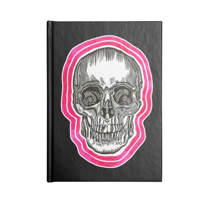 Good Vibes Accessories Blank Journal Notebook by HumAlong Productions