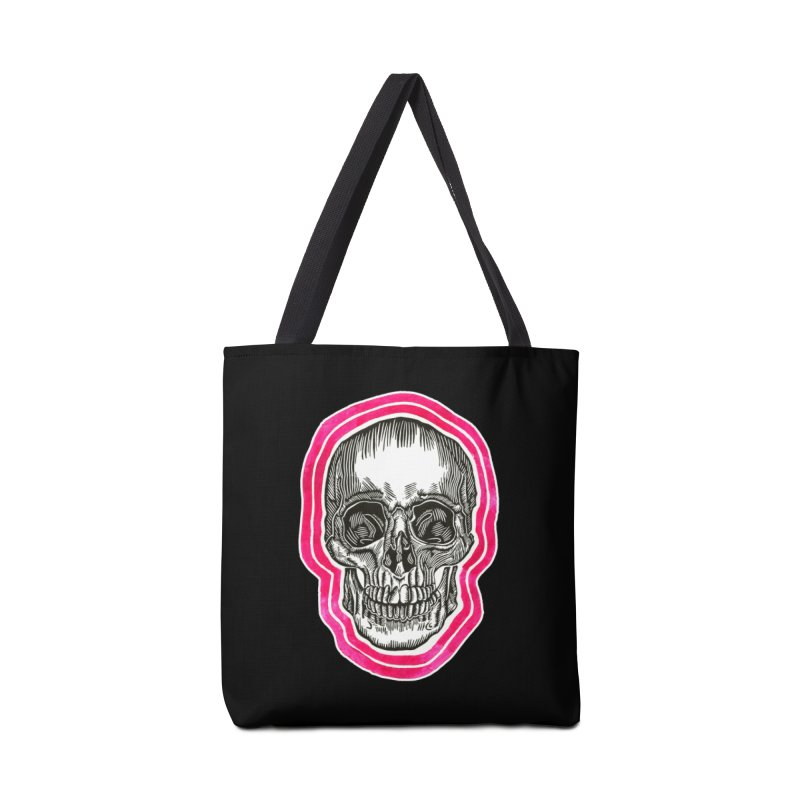 Good Vibes Accessories Tote Bag Bag by HumAlong Productions