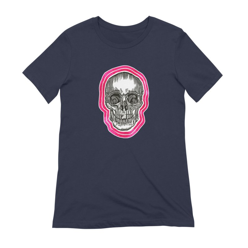 Good Vibes Women's Extra Soft T-Shirt by HumAlong Productions