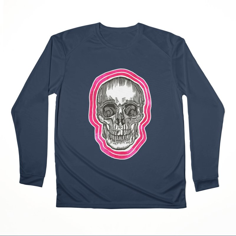 Good Vibes Men's Performance Longsleeve T-Shirt by HumAlong Productions