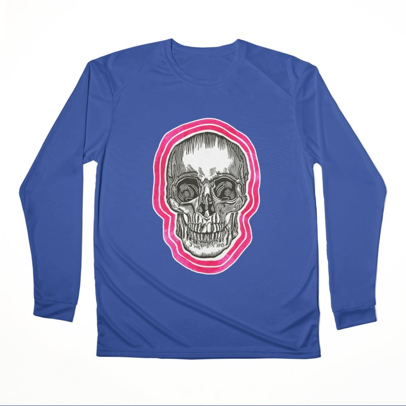 Good Vibes Women's Performance Unisex Longsleeve T-Shirt by HumAlong Productions