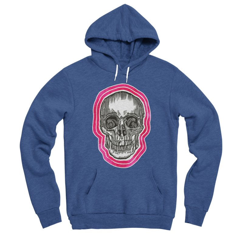 Good Vibes Women's Sponge Fleece Pullover Hoody by HumAlong Productions