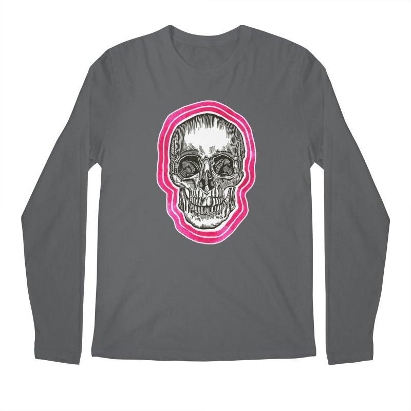 Good Vibes Men's Regular Longsleeve T-Shirt by HumAlong Productions