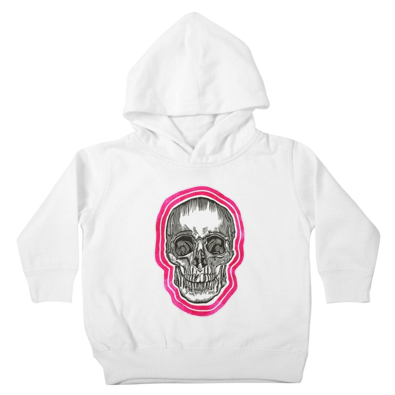 Good Vibes Kids Toddler Pullover Hoody by HumAlong Productions