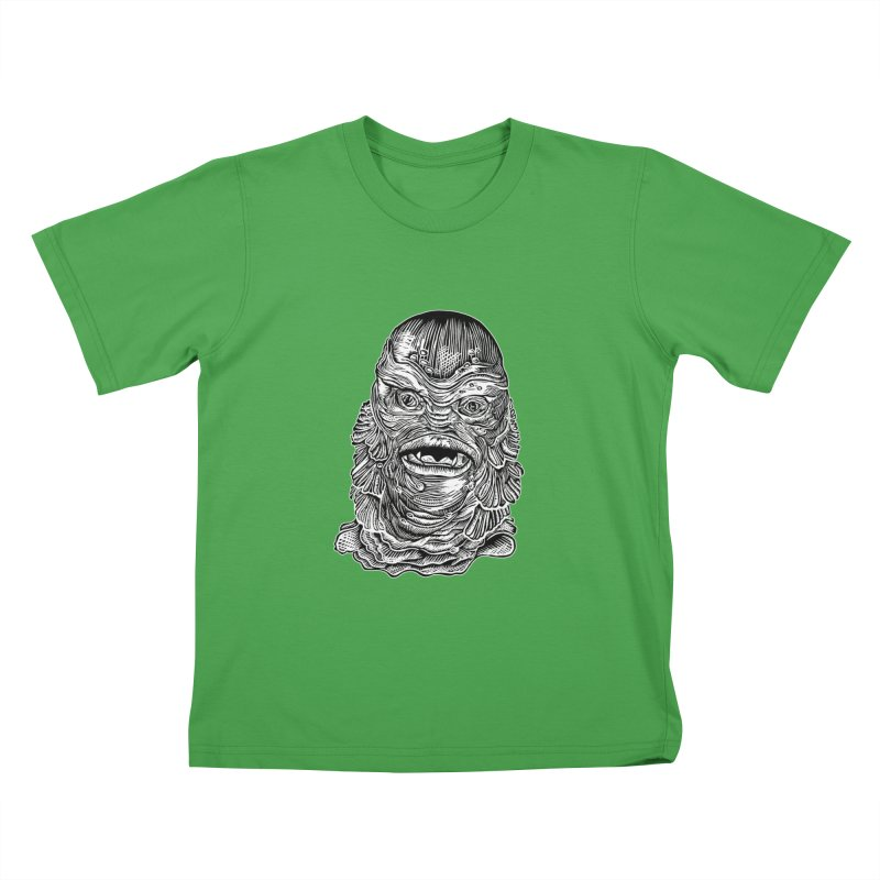 Creature Kids T-Shirt by HumAlong Productions
