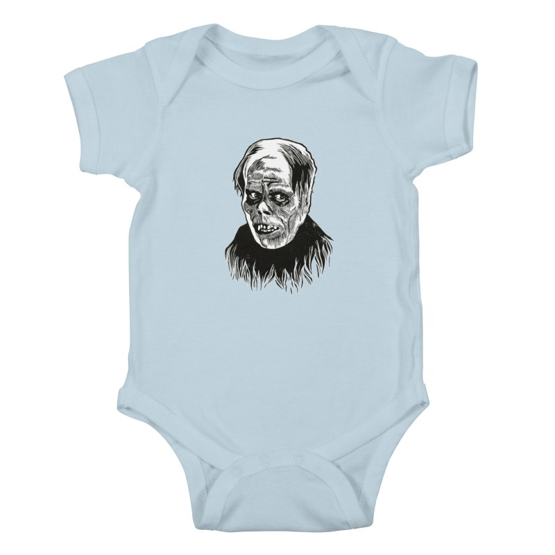 Erik Kids Baby Bodysuit by HumAlong Productions