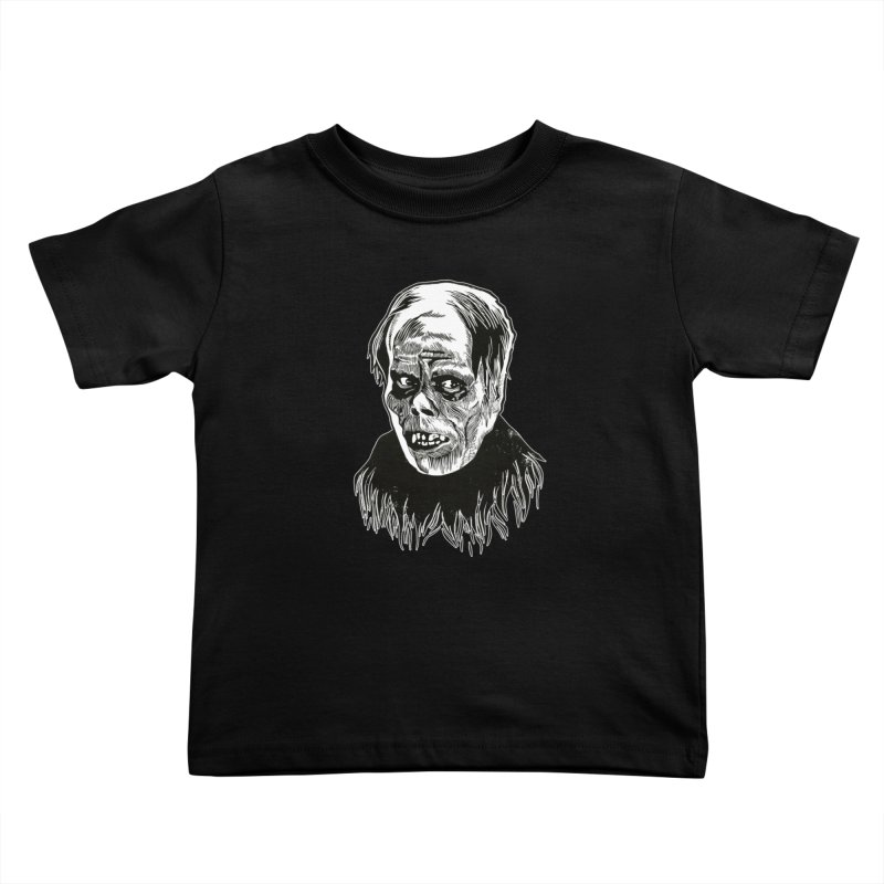 Erik Kids Toddler T-Shirt by HumAlong Productions