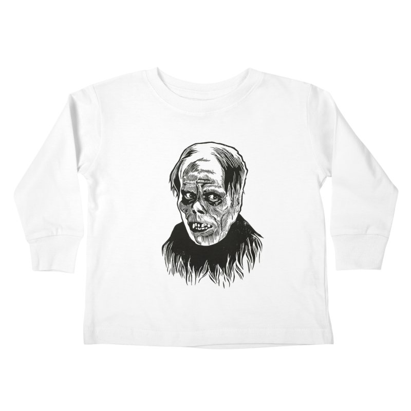 Erik Kids Toddler Longsleeve T-Shirt by HumAlong Productions