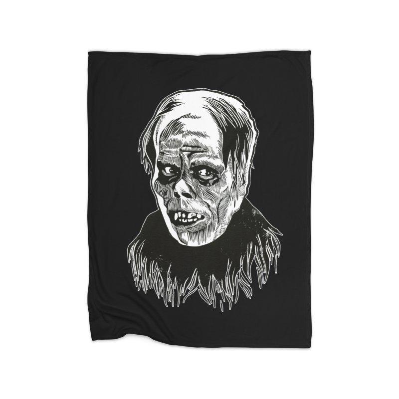 Erik Home Fleece Blanket Blanket by HumAlong Productions