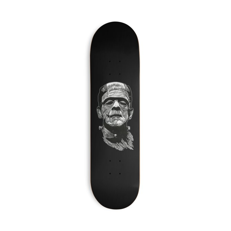 Frank Accessories Deck Only Skateboard by HumAlong Productions