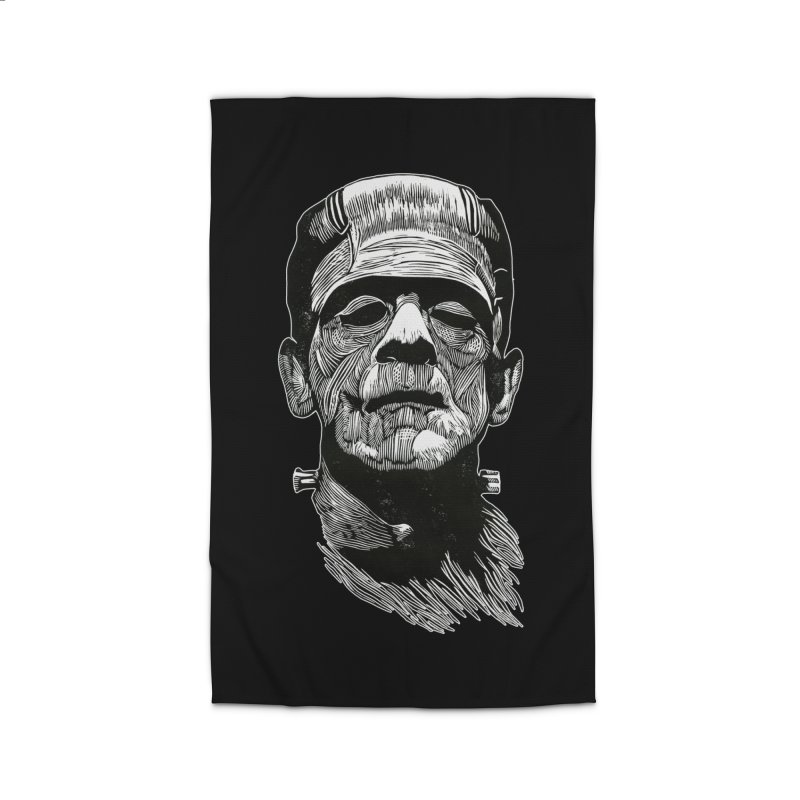 Frank Home Rug by HumAlong Productions