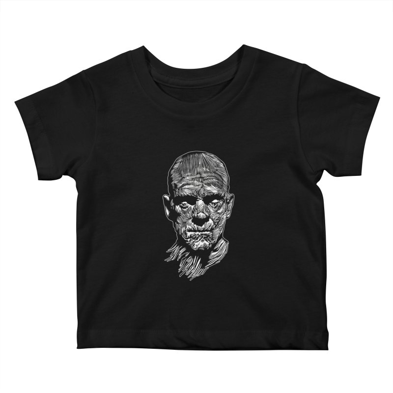 Mummy Kids Baby T-Shirt by HumAlong Productions