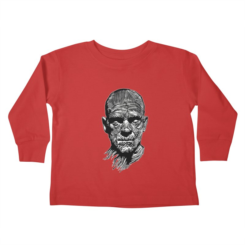 Mummy Kids Toddler Longsleeve T-Shirt by HumAlong Productions