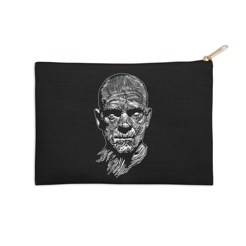 Mummy Accessories Zip Pouch by HumAlong Productions