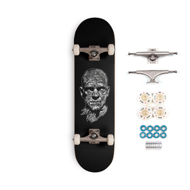 Mummy Accessories Complete - Premium Skateboard by HumAlong Productions