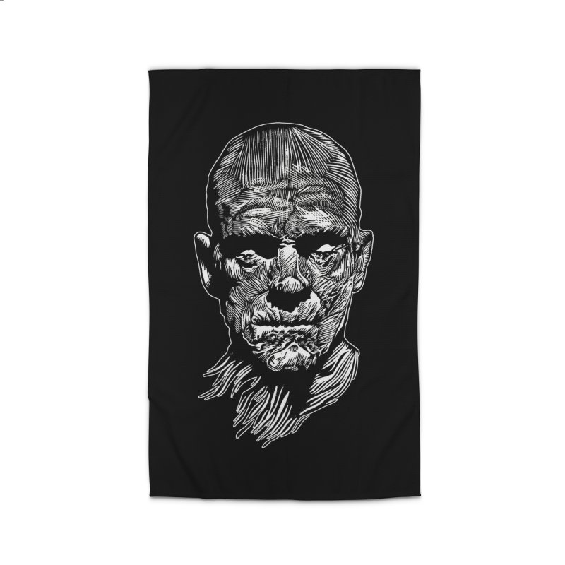 Mummy Home Rug by HumAlong Productions