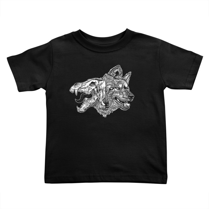 Tearing Free Kids Toddler T-Shirt by HumAlong Productions