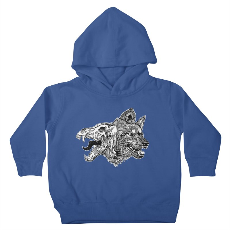 Tearing Free Kids Toddler Pullover Hoody by HumAlong Productions