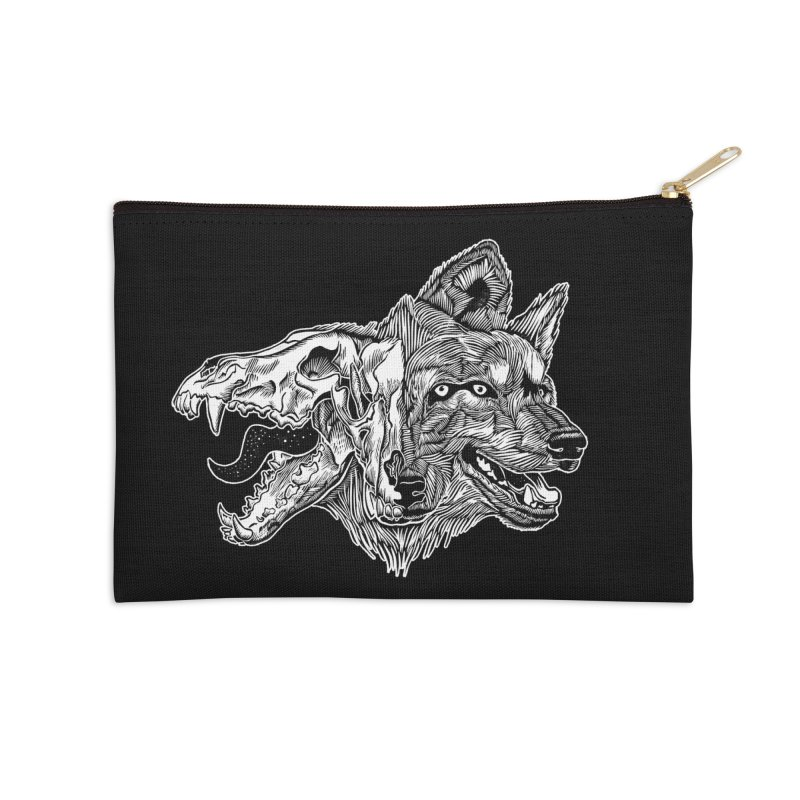 Tearing Free Accessories Zip Pouch by HumAlong Productions