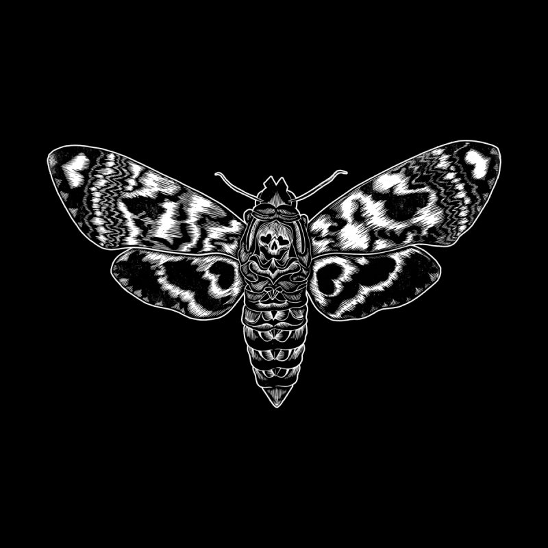 Death-Head Moth by HumAlong Productions