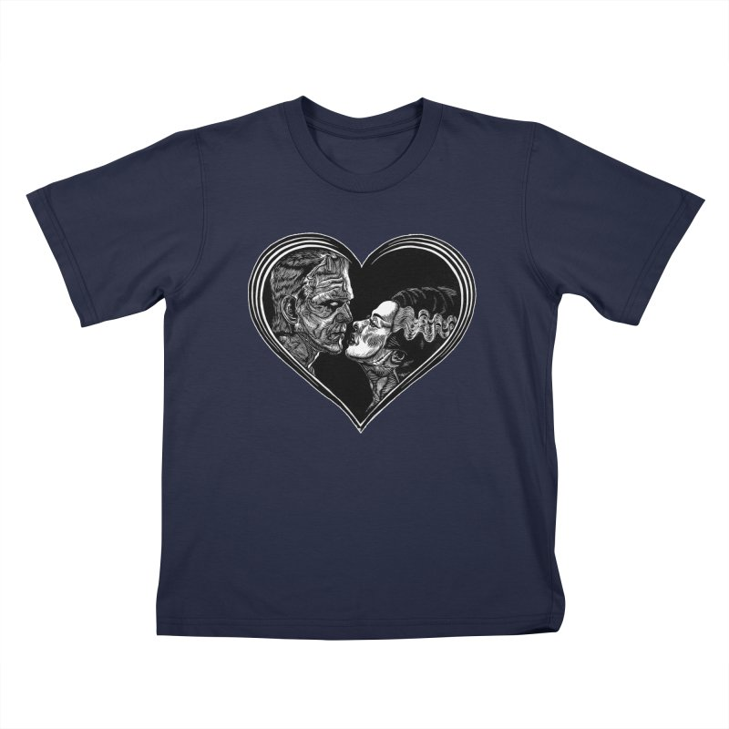 Reanimated Love Kids T-Shirt by HumAlong Productions
