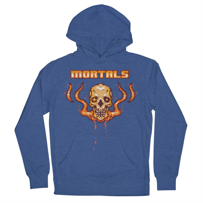 M O R T A L S Men's Pullover Hoody by humandefect1989's Artist Shop