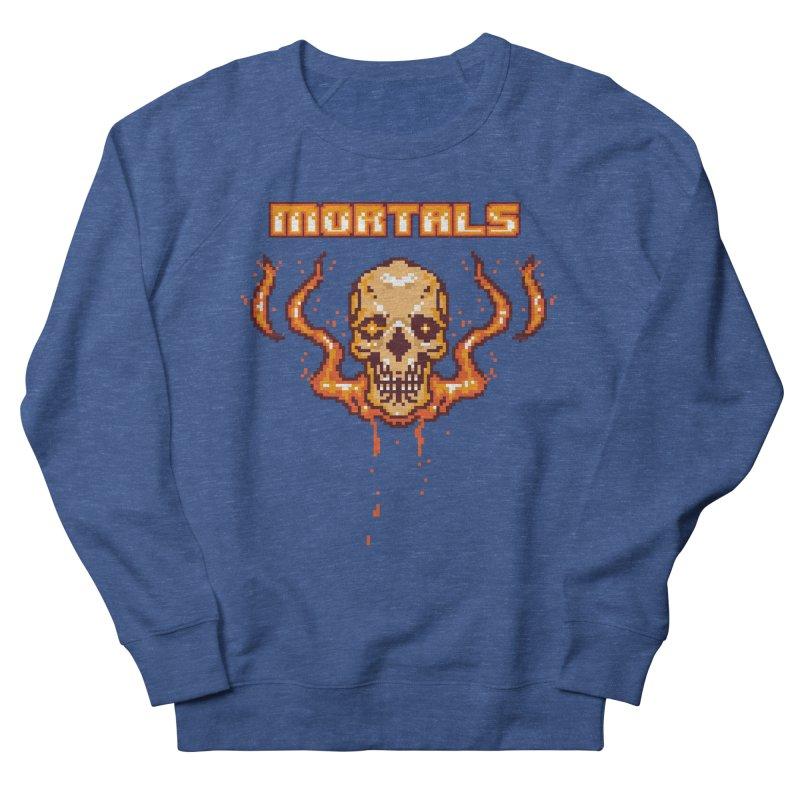M O R T A L S Men's Sweatshirt by humandefect1989's Artist Shop