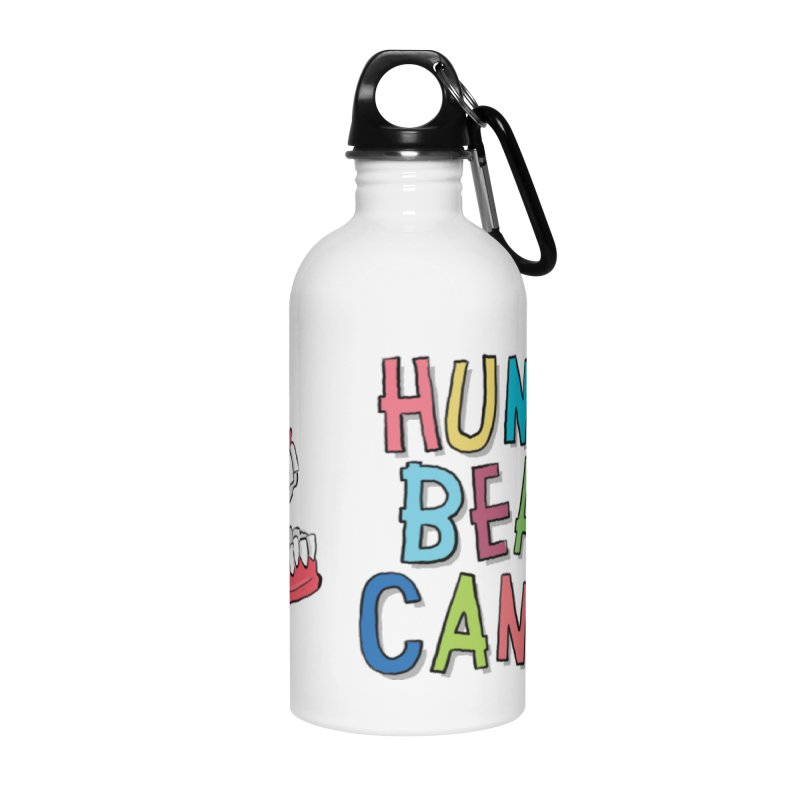 Humor Beats Cancer in Water Bottle by Humor Beats Cancer's Artist Shop