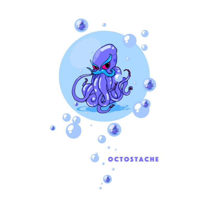 Octostache by Humor Me Kindly! By Norman
