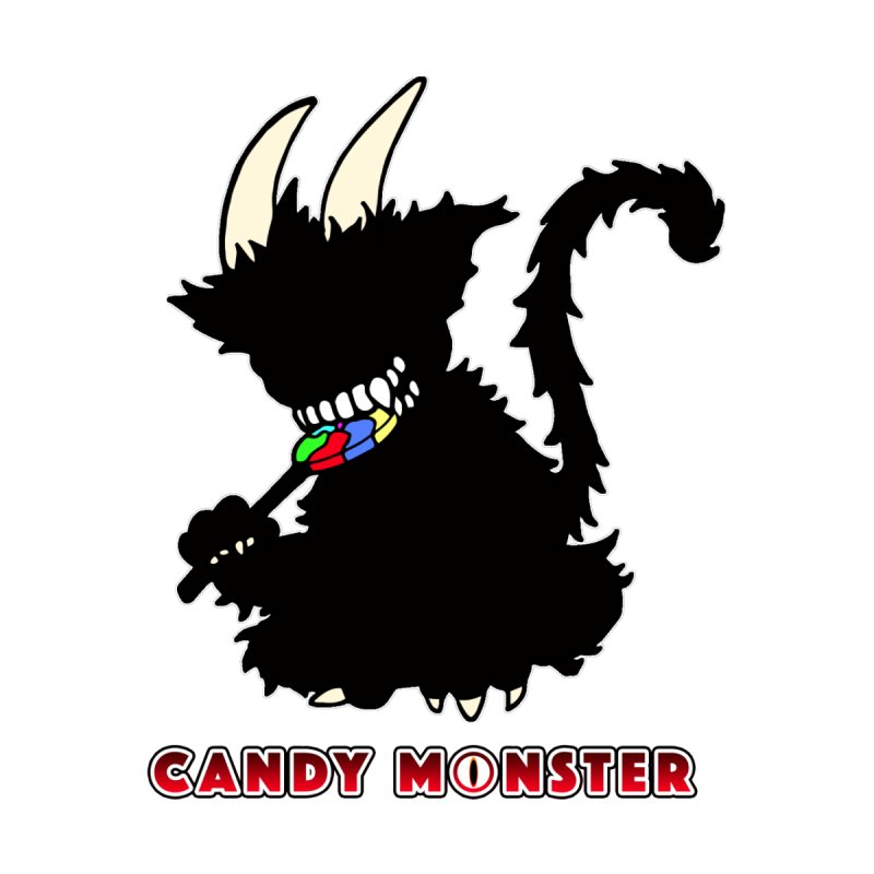 Candy Monster by Humor Me Kindly! By Norman