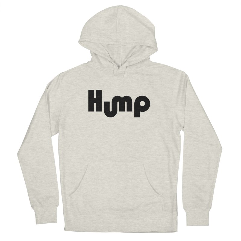 Hump Logo Women's Pullover Hoody by Hump