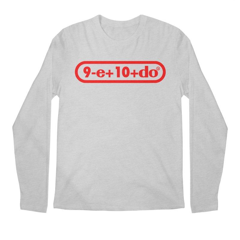 Gamer Math Men's Longsleeve T-Shirt by Hump