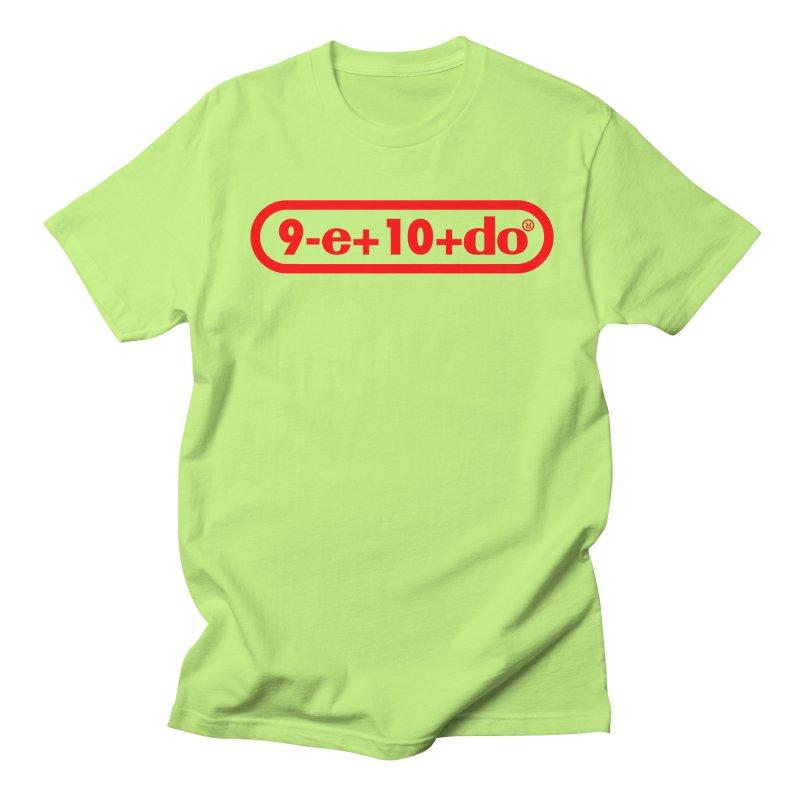Gamer Math Men's T-shirt by Hump