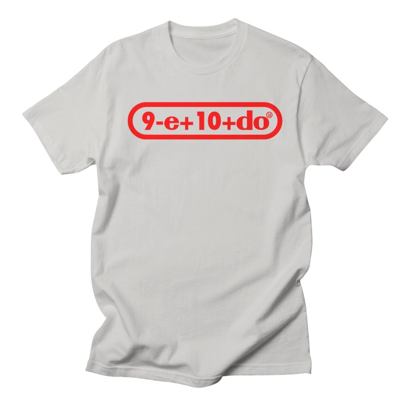 Gamer Math Men's T-shirt by Hump