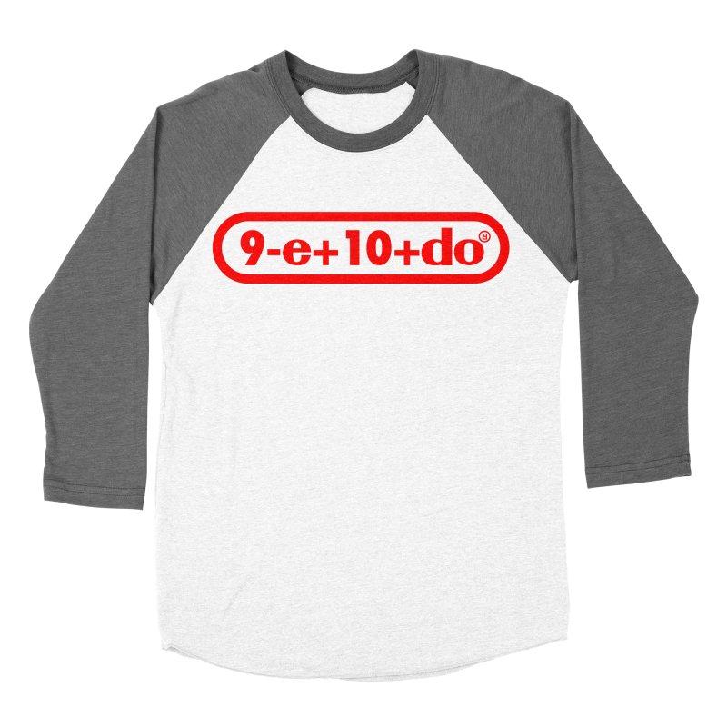 Gamer Math Men's Baseball Triblend T-Shirt by Hump