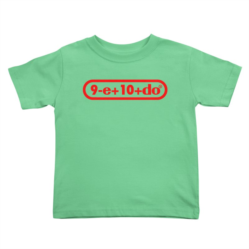 Gamer Math Kids Toddler T-Shirt by Hump