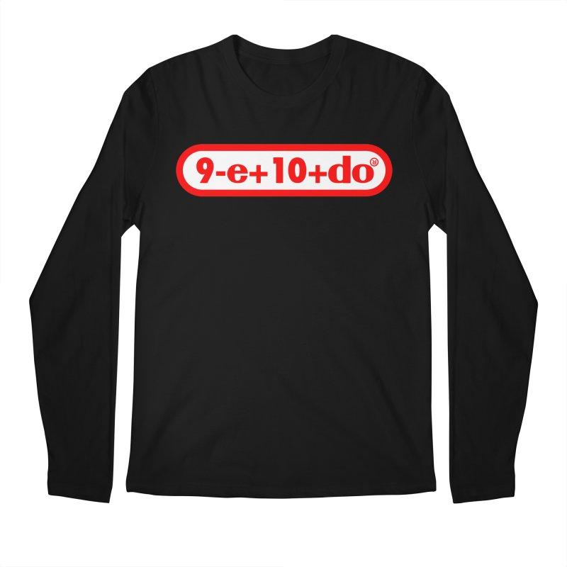 Gamer Math 2 Men's Longsleeve T-Shirt by Hump